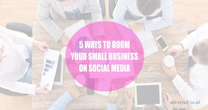 5 Methods to Promote a Small Business on Social Media Thumbnail
